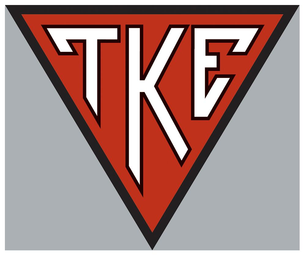 The Rho Rho Chapter Of Tau Kappa Epsilon